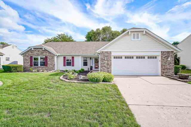 815 S Brookside Drive, Lafayette, IN 47909 (MLS #202031616) :: The Carole King Team