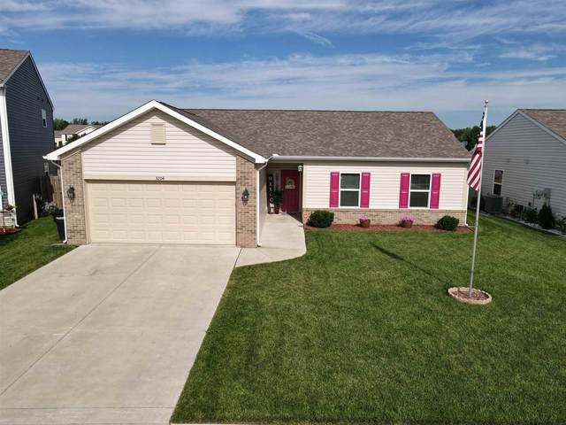 3204 Tanager Drive, Lafayette, IN 47909 (MLS #202031660) :: The Romanski Group - Keller Williams Realty