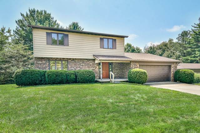 2624 E Round Hill Lane, Bloomington, IN 47401 (MLS #202031716) :: Anthony REALTORS
