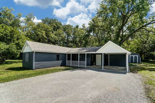 2405 Monmouth Avenue, Fort Wayne, IN 46809 (MLS #202031732) :: Hoosier Heartland Team | RE/MAX Crossroads