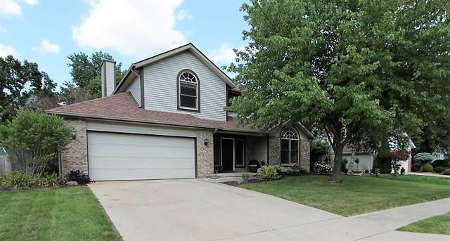 1310 Southport Drive, Lafayette, IN 47909 (MLS #202031778) :: The Carole King Team
