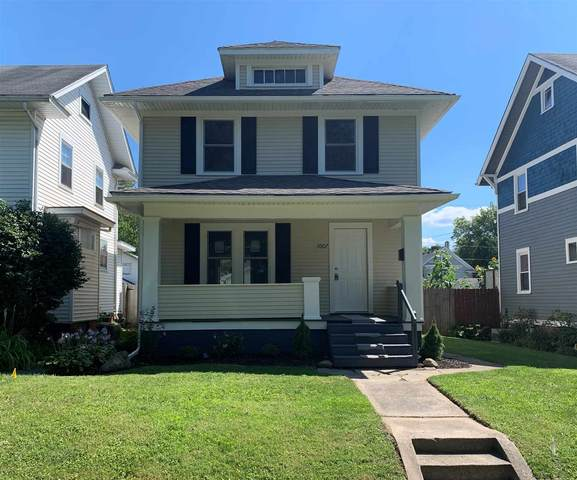 1007 Kinsmoor Avenue, Fort Wayne, IN 46807 (MLS #202031950) :: TEAM Tamara