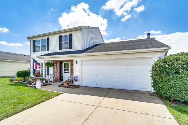 507 Graham Court, Lafayette, IN 47909 (MLS #202032036) :: Anthony REALTORS