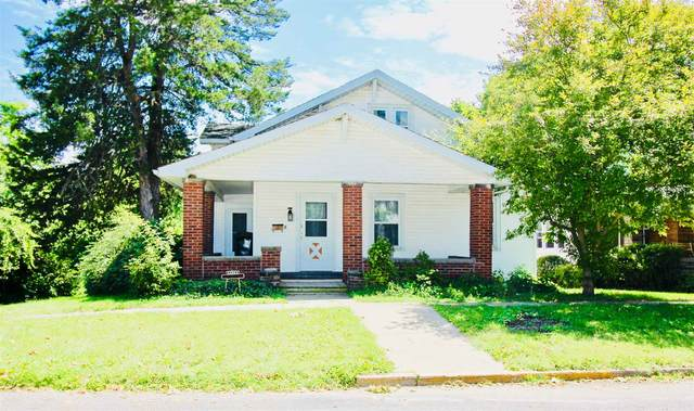 206 W Front Street, Delphi, IN 46923 (MLS #202032135) :: The Carole King Team
