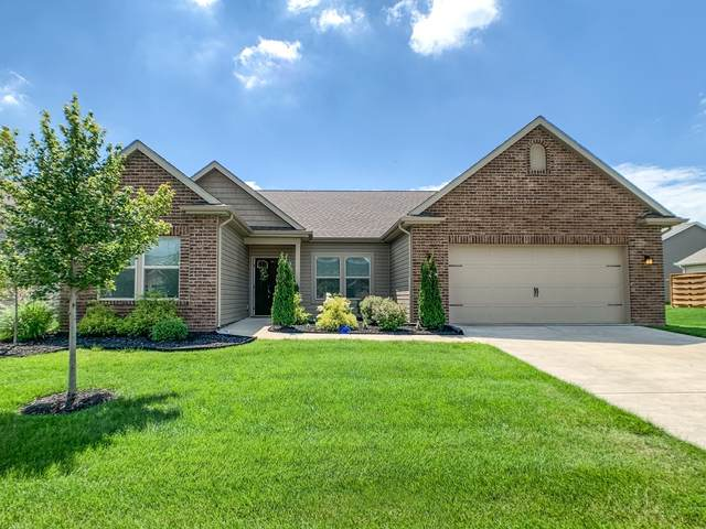 131 Aqueduct Circle, West Lafayette, IN 47906 (MLS #202032161) :: Hoosier Heartland Team | RE/MAX Crossroads