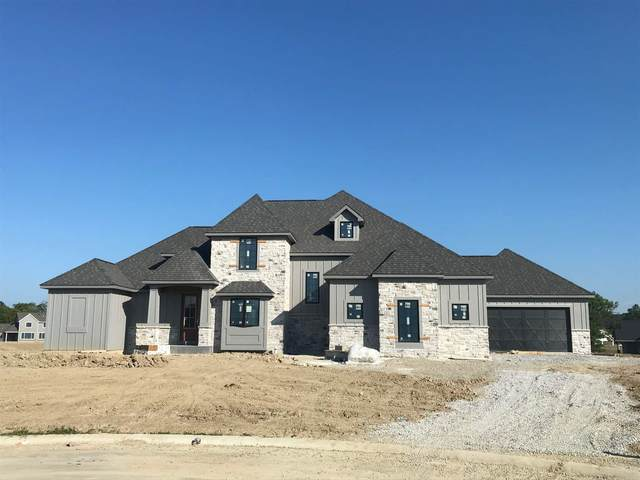 17739 Castlefeane Court, Leo, IN 46765 (MLS #202032306) :: Hoosier Heartland Team | RE/MAX Crossroads