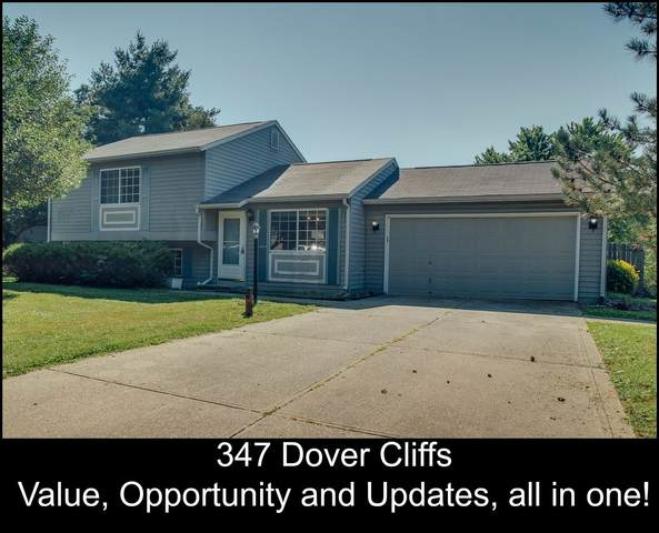 347 Dover Cliffs, Ellettsville, IN 47429 (MLS #202032343) :: Hoosier Heartland Team | RE/MAX Crossroads