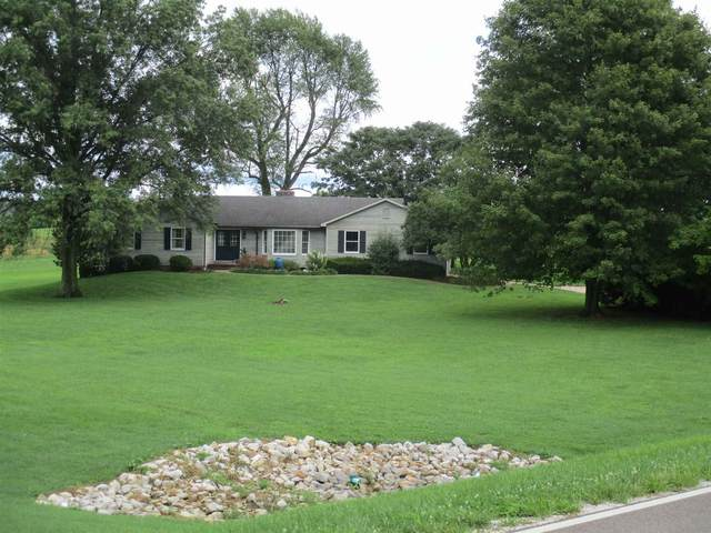4934 W County Rd 200 S Road, Rockport, IN 47635 (MLS #202032426) :: The Dauby Team