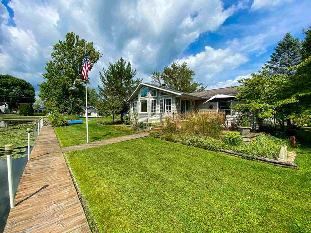 10367 N North Channel Drive, Syracuse, IN 46567 (MLS #202032469) :: Anthony REALTORS