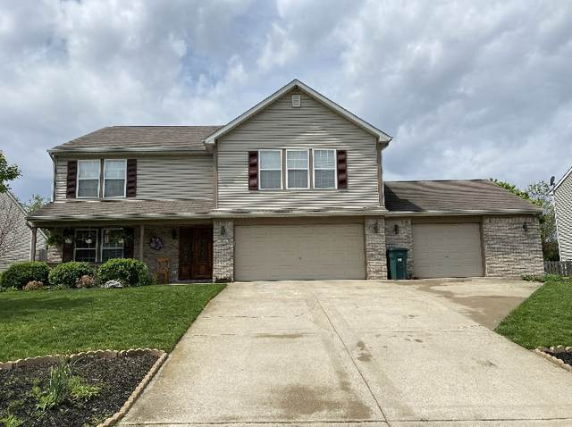 105 Trowbridge Drive, Lafayette, IN 47909 (MLS #202032607) :: Hoosier Heartland Team | RE/MAX Crossroads