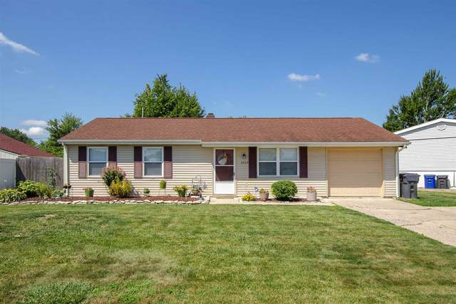 2005 Tam O Shanter Lane, Kokomo, IN 46902 (MLS #202032857) :: Anthony REALTORS
