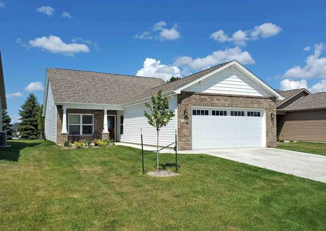 3318 Monument Drive, West Lafayette, IN 47906 (MLS #202033159) :: Anthony REALTORS