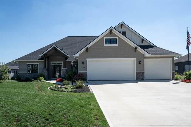 374 Alderberry, Fort Wayne, IN 46845 (MLS #202033462) :: Hoosier Heartland Team | RE/MAX Crossroads
