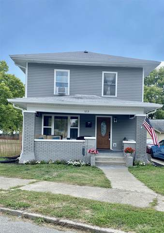 1213 W 2nd Street, Marion, IN 46952 (MLS #202033707) :: The Romanski Group - Keller Williams Realty