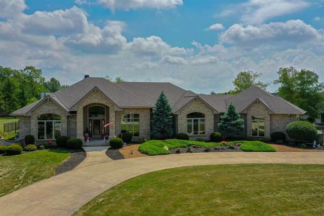 1502 Hawksview Drive, Marion, IN 46952 (MLS #202033770) :: The Romanski Group - Keller Williams Realty