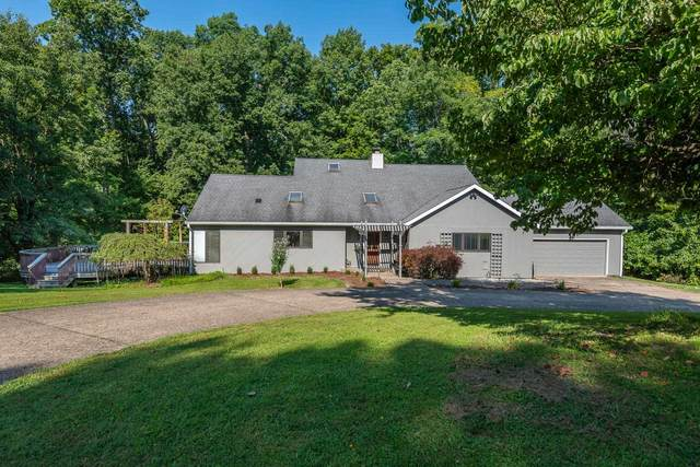 4897 E Inverness Woods Road, Bloomington, IN 47401 (MLS #202033786) :: Parker Team
