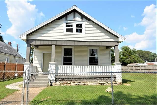 608 E Missouri Street, Evansville, IN 47711 (MLS #202033809) :: Hoosier Heartland Team | RE/MAX Crossroads