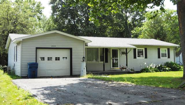 2315 W 14TH Street, Marion, IN 46953 (MLS #202033819) :: The Romanski Group - Keller Williams Realty