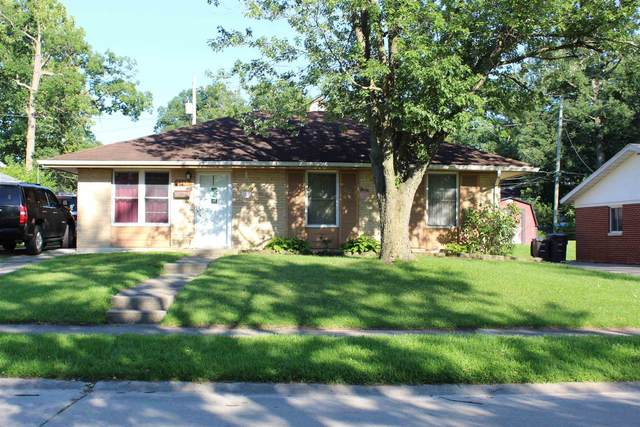 6107 Chaddsford Drive, Fort Wayne, IN 46816 (MLS #202033823) :: The ORR Home Selling Team