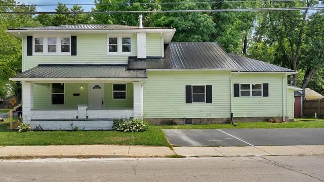 1607 Logan Street, Noblesville, IN 46060 (MLS #202033912) :: The Romanski Group - Keller Williams Realty