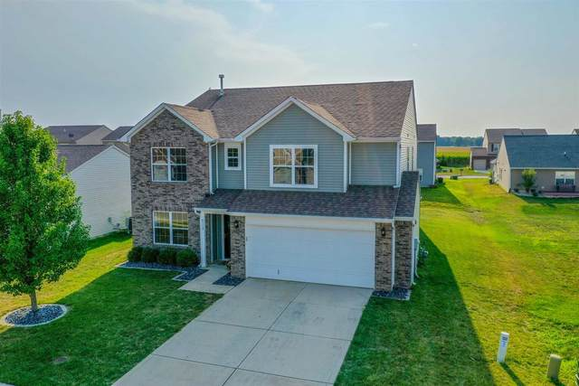 4110 S Wildoner Drive, Marion, IN 46953 (MLS #202033990) :: The Carole King Team