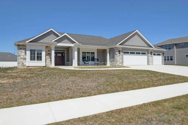 2877 Leon Cove, Fort Wayne, IN 46845 (MLS #202034355) :: Hoosier Heartland Team | RE/MAX Crossroads