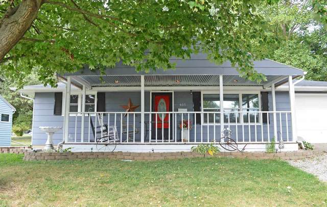 405 N Hill Street, Fairmount, IN 46928 (MLS #202034375) :: The Carole King Team