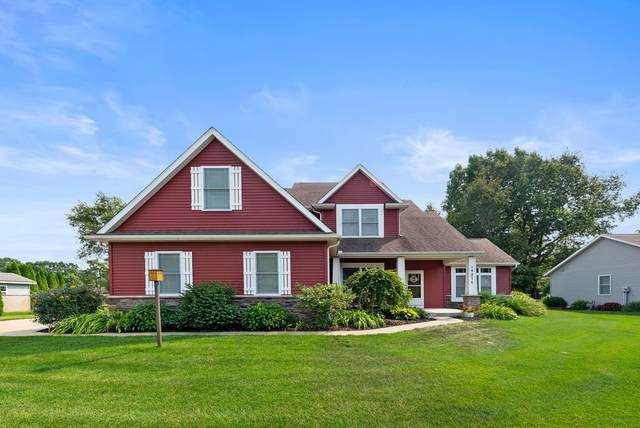 19216 Copper Brook Drive, South Bend, IN 46637 (MLS #202034461) :: Anthony REALTORS