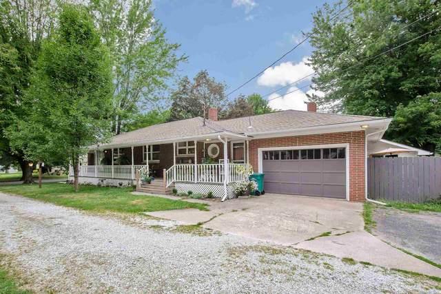 336 N Carter Street, Russiaville, IN 46979 (MLS #202034503) :: The Romanski Group - Keller Williams Realty