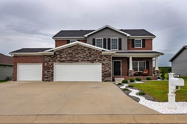 3414 Braewick Drive, Evansville, IN 47715 (MLS #202034551) :: Hoosier Heartland Team | RE/MAX Crossroads