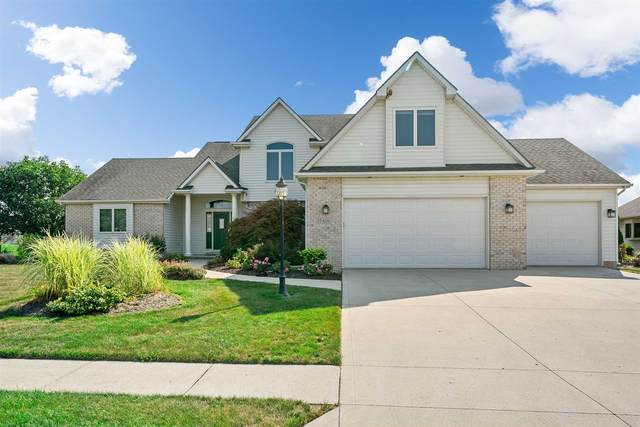 17426 Consta Verde Lane, Leo, IN 46765 (MLS #202034730) :: Hoosier Heartland Team | RE/MAX Crossroads