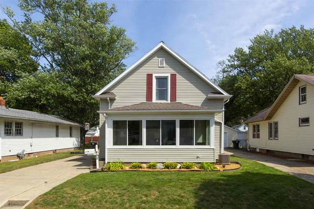 932 S 34th Street, South Bend, IN 46615 (MLS #202035078) :: Hoosier Heartland Team | RE/MAX Crossroads