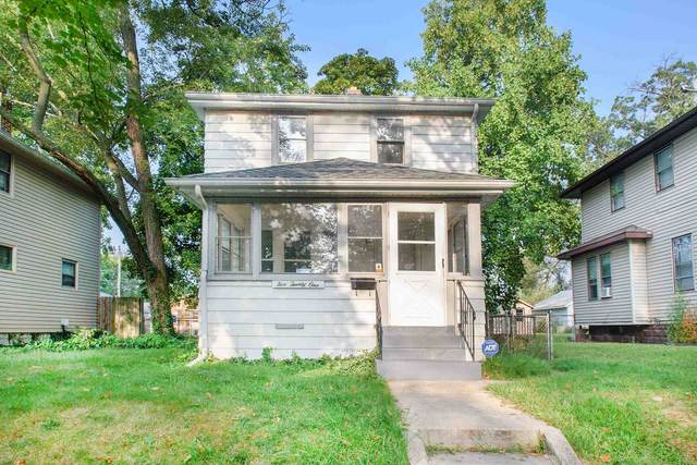 521 27 Th St S. Street, South Bend, IN 46615 (MLS #202035096) :: Anthony REALTORS