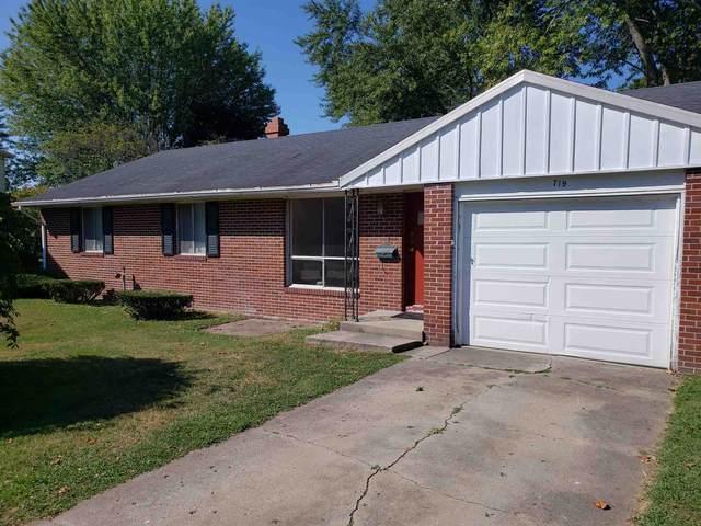 719 Lynnwood Drive, Logansport, IN 46947 (MLS #202035256) :: The Romanski Group - Keller Williams Realty