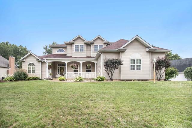 59254 High Pointe Drive, South Bend, IN 46614 (MLS #202035322) :: Anthony REALTORS