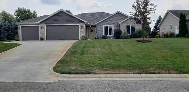 5405 N Sawgrass Lane, Leesburg, IN 46538 (MLS #202035405) :: TEAM Tamara