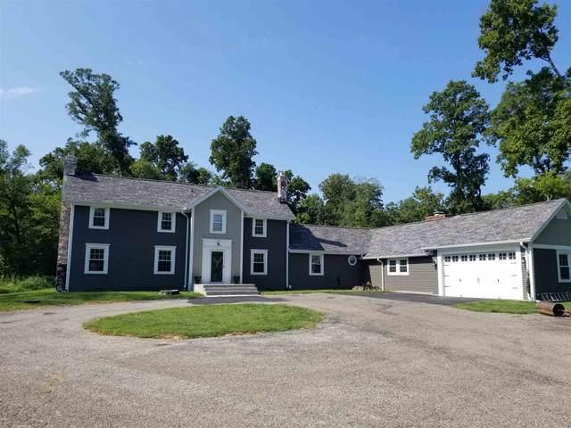 11493 Country Club Road, Lawrenceville, IL 62439 (MLS #202035447) :: Hoosier Heartland Team | RE/MAX Crossroads