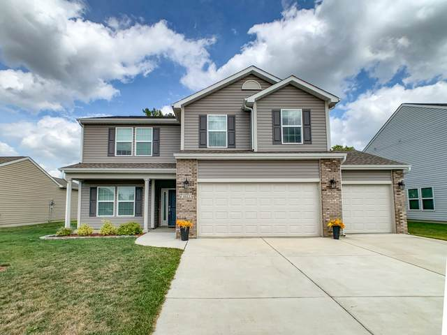 4663 Big Pine Drive, West Lafayette, IN 47906 (MLS #202035636) :: The Carole King Team