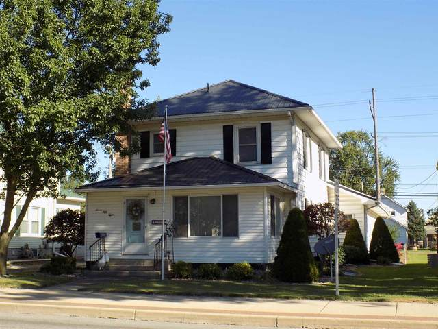 758 E Market Street, Nappanee, IN 46550 (MLS #202035680) :: The Natasha Hernandez Team