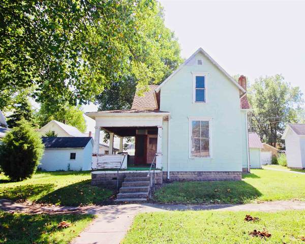 308 W Main Street, Flora, IN 46929 (MLS #202035687) :: The Romanski Group - Keller Williams Realty