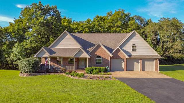 3900 Deer Run Court, Boonville, IN 47601 (MLS #202035804) :: The Dauby Team