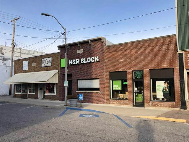 115-121 E Pearl Street, Winamac, IN 46996 (MLS #202035840) :: The Carole King Team