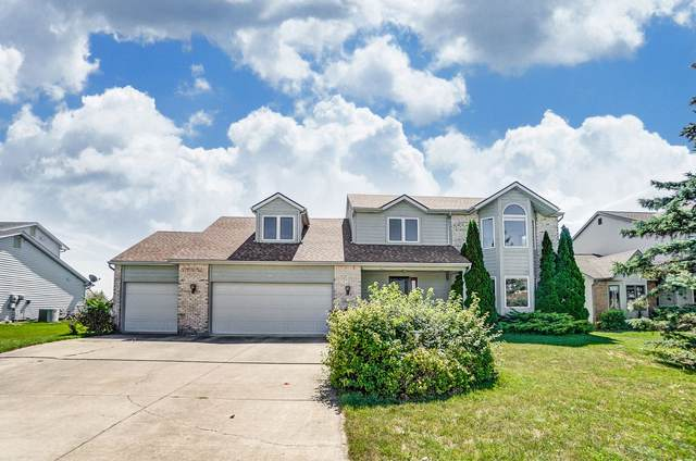 9827 Red Twig Place, Fort Wayne, IN 46804 (MLS #202035913) :: Parker Team