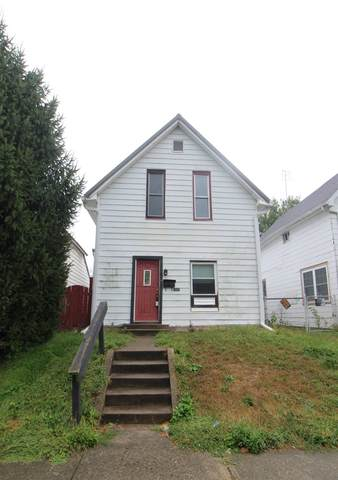 1522 George Street, Logansport, IN 46947 (MLS #202035922) :: The Romanski Group - Keller Williams Realty