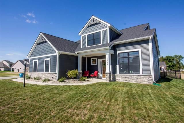1260 Jacobs Drive, Fort Wayne, IN 46814 (MLS #202035995) :: Hoosier Heartland Team | RE/MAX Crossroads