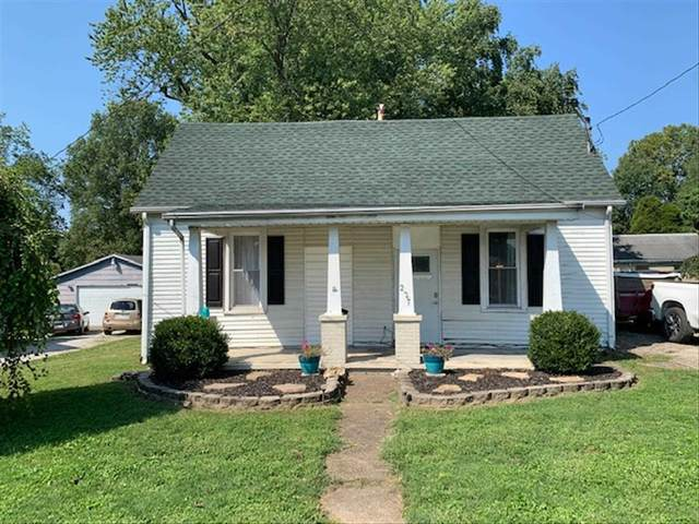 227 S Eighth Street, Boonville, IN 47601 (MLS #202036019) :: The Dauby Team