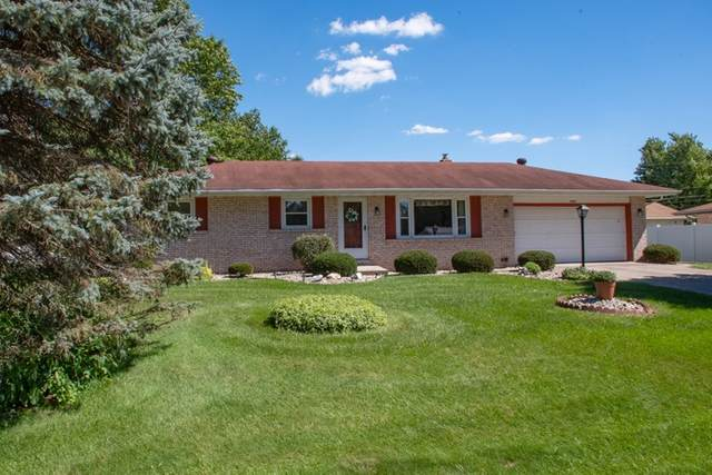 52074 Cheryl Drive, Granger, IN 46530 (MLS #202036022) :: Hoosier Heartland Team | RE/MAX Crossroads