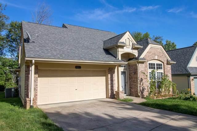 2245 S Bent Tree Drive, Bloomington, IN 47401 (MLS #202036115) :: Hoosier Heartland Team | RE/MAX Crossroads