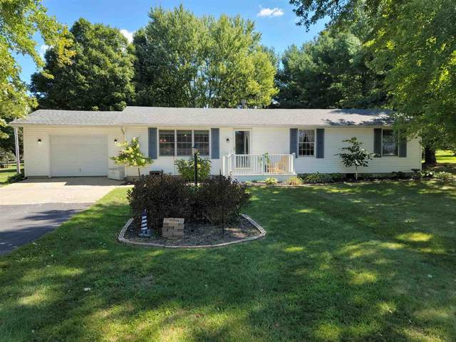 9728 Pine Road, Plymouth, IN 46563 (MLS #202036187) :: Anthony REALTORS