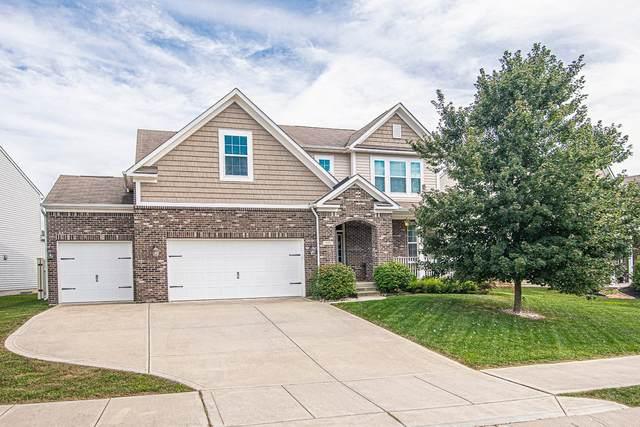 5391 W Stonewood Drive, Bloomington, IN 47403 (MLS #202036196) :: Hoosier Heartland Team | RE/MAX Crossroads
